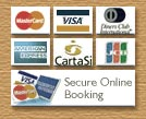 Secure Online Booking - Hotel Argentina Curtatone Florence